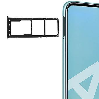 Udskiftning af kortbakken Xiaomi Redmi 9 2x Nano SIM og Micro SD