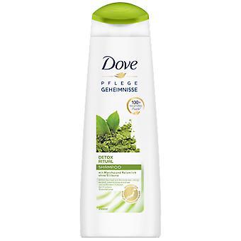 Dove Shampoo 250Ml Detox Ritual W/ Matcha & Mint