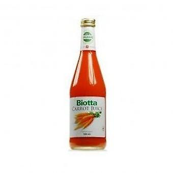 Biotta - Organic Carrot Juice 500ml