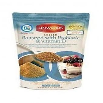 Linwoods - Flaxseed, Probiotic & Vit D 360g