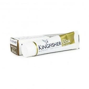 Kingfisher - Baking Soda Flouride Free Toothpaste