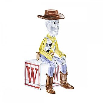 Swarovski Sheriff Woody Toy Story Crystal Sculpture 5417631