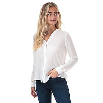 Naiset's Vero Moda Isabella Pusero valkoinen