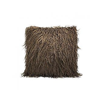 وسادة الأغنام طويل الشعر شوكو 45x45