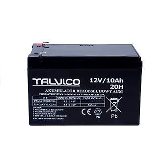 Bateria de gel para carro para bateria de 12V10Ah