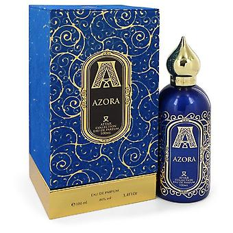 Azora Eau De Parfum Spray (Unisex) von Attar Collection 3,4 oz Eau De Parfum Spray