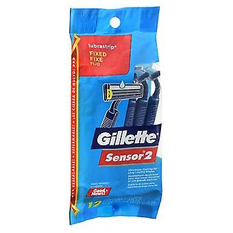 Gillette Good News Plus Disposable Razors, 12 each