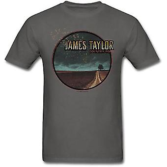 James Taylor 2018 Tour Country Road T-shirt