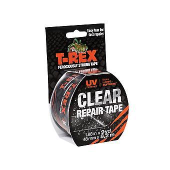 Shurtape T-REX Clear Repair Tape 48mm x 8.2m SHU241535