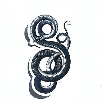 Vintage Snake - Autocolant de vinil
