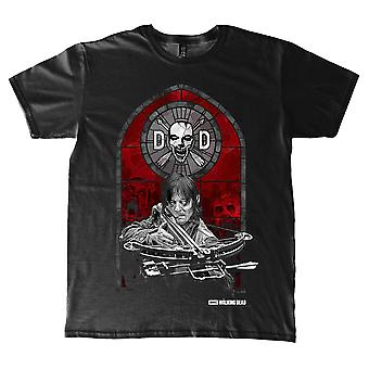 Walking Dead, The Stained Glass T-Shirt