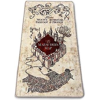 Harry Potter Marauders 76 x 133cm sisäkerrosmatto - Pelituotteet