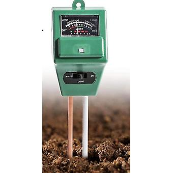 Digital Jord Fugt Sollys Ph Meter Tester-for planter Blomster Surhedsgrad