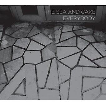 Sea & Cake - Everybody [Vinyl] USA import