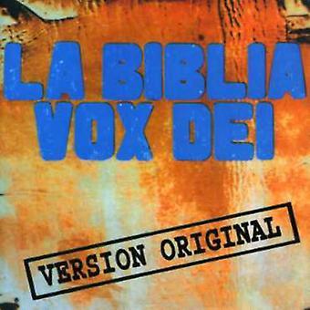 Vox Dei - La Biblia Remastered [CD] USA import