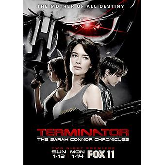 Terminator-The Sarah Connor Chronicles - Stil G Movie Poster (11 x 17)