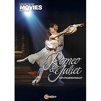 Prokofiev - Romeo & Juliet [DVD] USA import