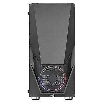 ATX Semi-tower Box Mars Gaming ZAURONBK LED RGB