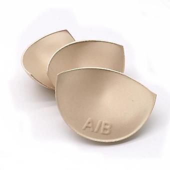 2 szt 1 para grube gąbki Biustonosz Pads, Push Up Breast Enhancer Wymienne Bra Cups
