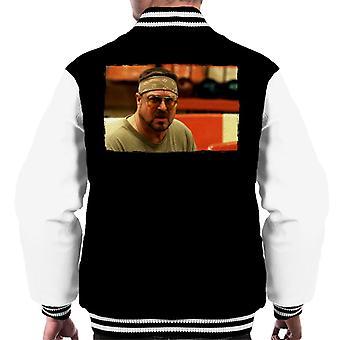Den stora Lebowski Walter Sobchak Sweatband Män' s Varsity Jacket