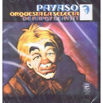 Raphy Leavitt - Payaso [CD] USA importar