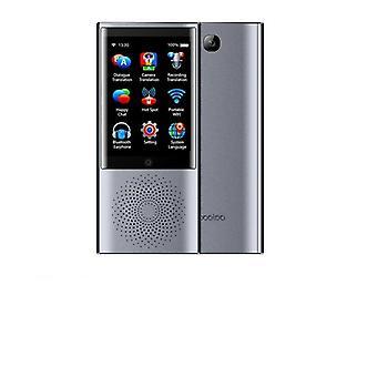 Ai Voice Global Translator, Sim 4g Wifi Bluetooth 1+8g 117 Language, Photo