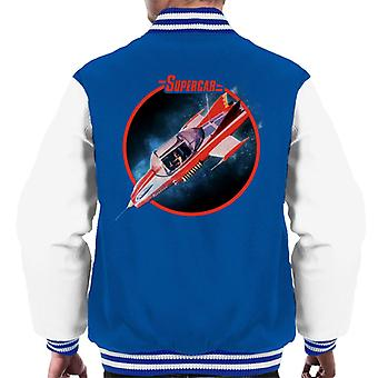 Supercar In The Air Men's Varsity Jacket