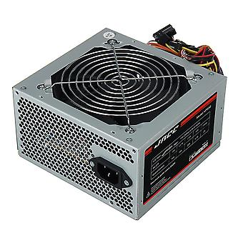 Max 550w Power Supply Passive Pfc Silent Fan Atx 20/24pin 12v 2.0 Pc Computer
