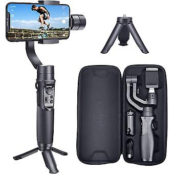 Smartphone Gimbal 3-Axis Handheld Stabilizer for iPhone 11 pro max
