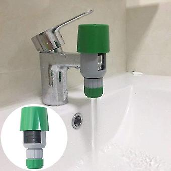 Kitchen Faucet Adapter Plastic Basin Water Tap Head Nozzle Connector