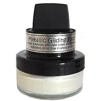Cosmic Shimmer - Metallic Gilding Polish - Enchanted Gold