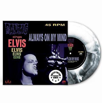 Danzig - Always On My Mind (Starburst Vinyl) [Vinyl] USA import