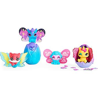 Hatchimals colleggtibles s9 multipack wilder wings