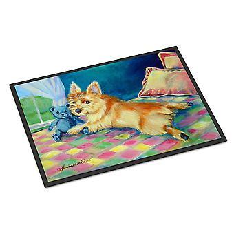 Caroline's Treasures 7275JMAT Norwich Terrier Zerbino interno o esterno, 24 x 36, Multicolor