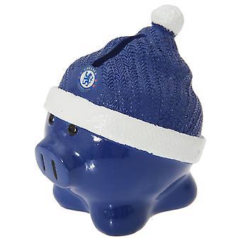 Челси FC официальный керамические футбол Beanie шляпа Копилка