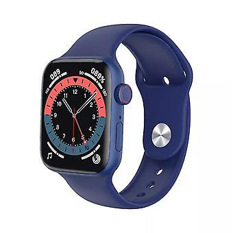 Inteligentné hodinky HW22 44mm Modré
