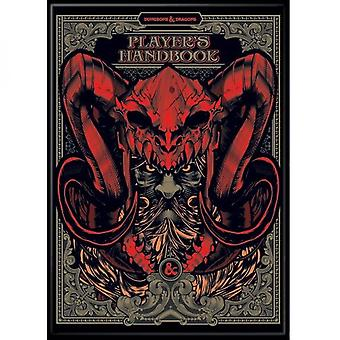 Dungeons & Dragons Spec Ed Players Handbook Magnet
