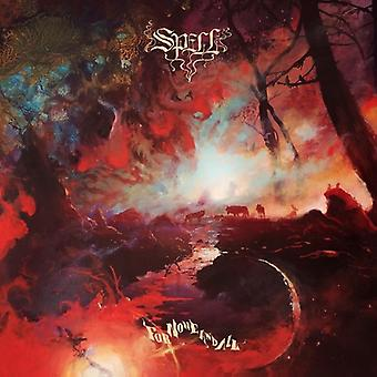 Spell - For None and All [CD] USA import