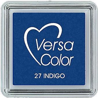 Almohadilla de tinta de pigmento Versacolor pequeña - Indigo