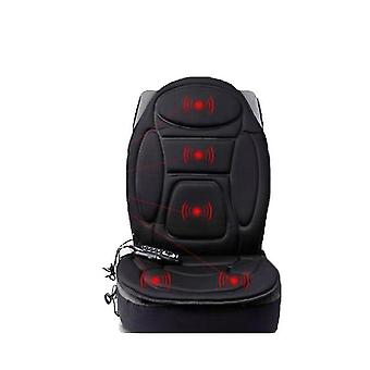 Car seat cushion electric heating massage cushion on-board winter essential health massage chair cushion body massage products