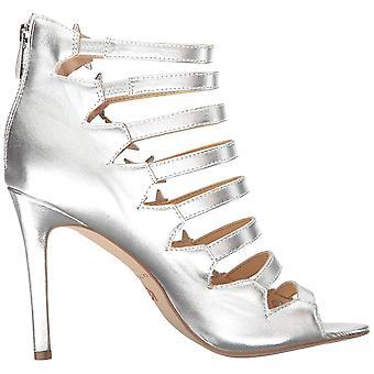 Katy Perry Womens Stella Leather Open teen speciale gelegenheid Strappy sandalen