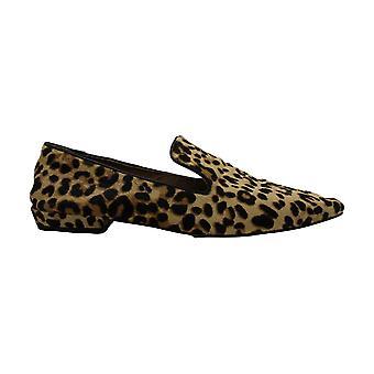 Steven by Steve Madden Womens Hayland Almond Toe Loafers