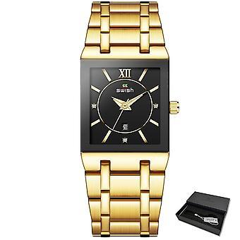 Bracelet Watches, Women Fashion Square Quartz Watch