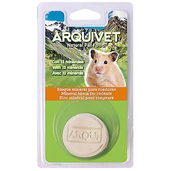 Arquivet Bloco Mineral (Aves , Complementos e suplementos)