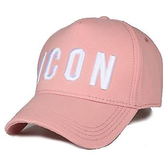 Baseball Cap - ICON Paint Splashes - Pink