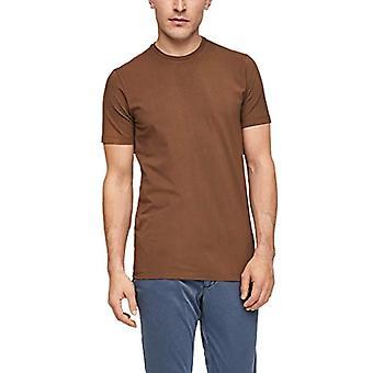 s.Oliver BLACK LABEL 160.10.103.12.130.2057297 T-Shirt, Brown, XXL