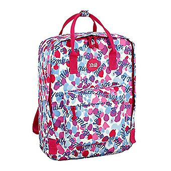 United Colors of Benetton Vicky Martin Berrocal - Official backpack with handles, 270 x 130 x 380 mm