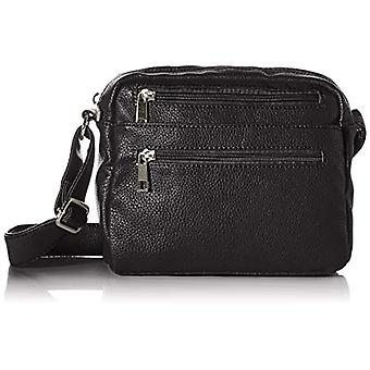 N.V. Bags 901 Woman HANDBAG FOR WOMEN, Black, One Size