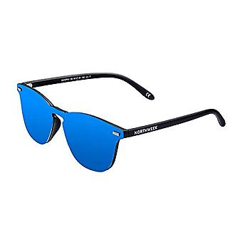 Northweek Wall Phantom Jibe Sunglasses, Blue, 136.0 Unisex-Adult