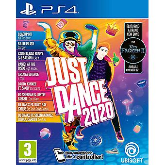 Just Dance 2020 Playstation 4 PS4 Game